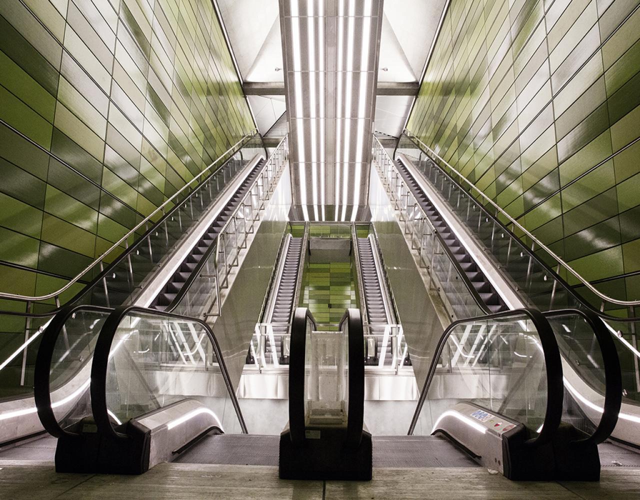metrostation frederiksberg allé