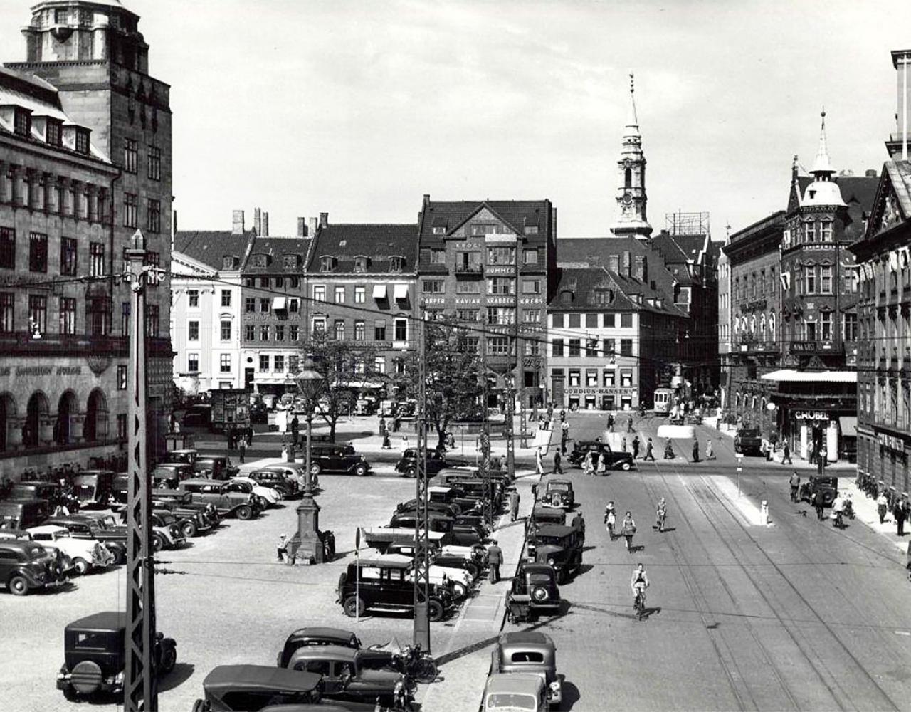 Gammeltorv Nytorv 1938