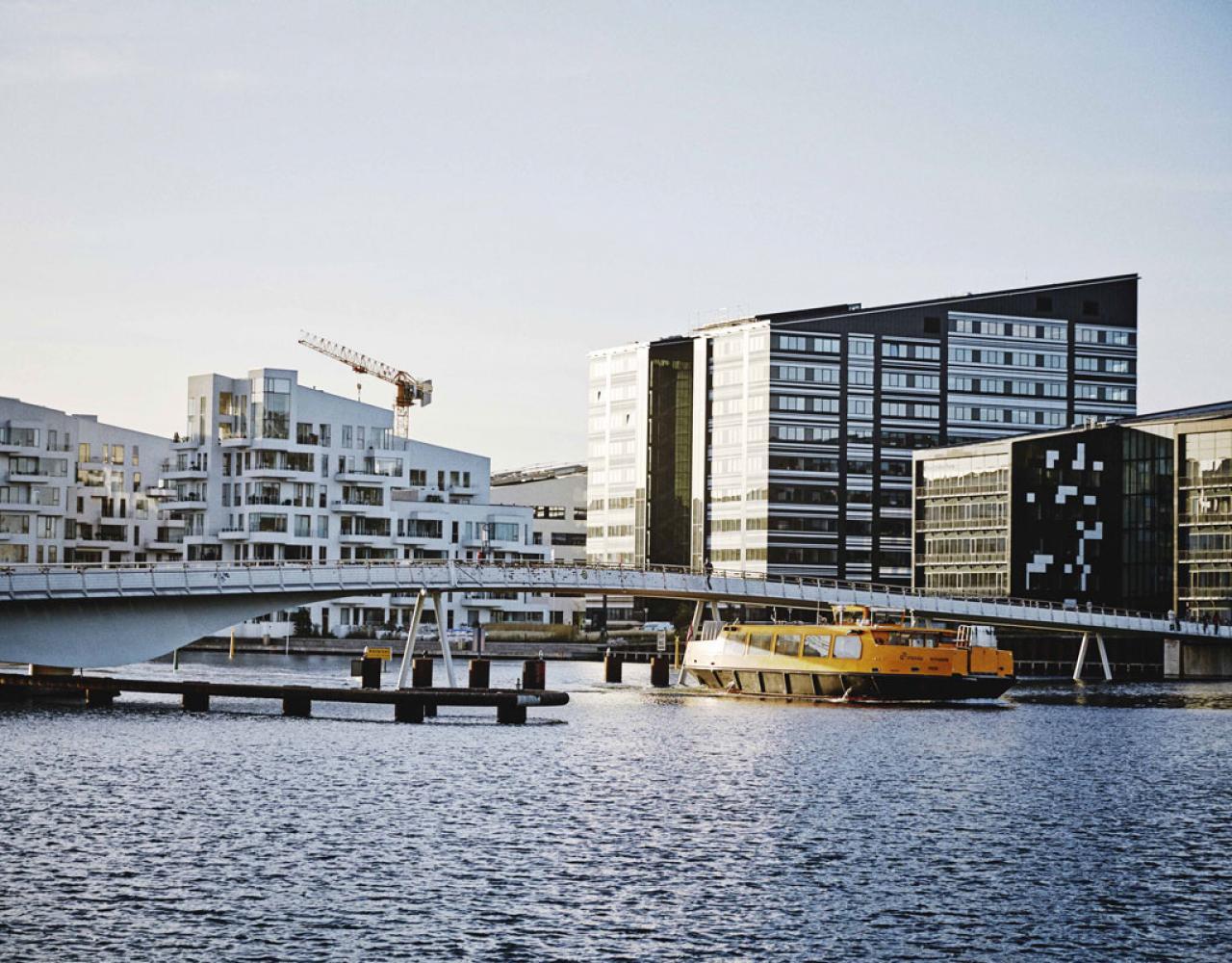 havnebus københavn