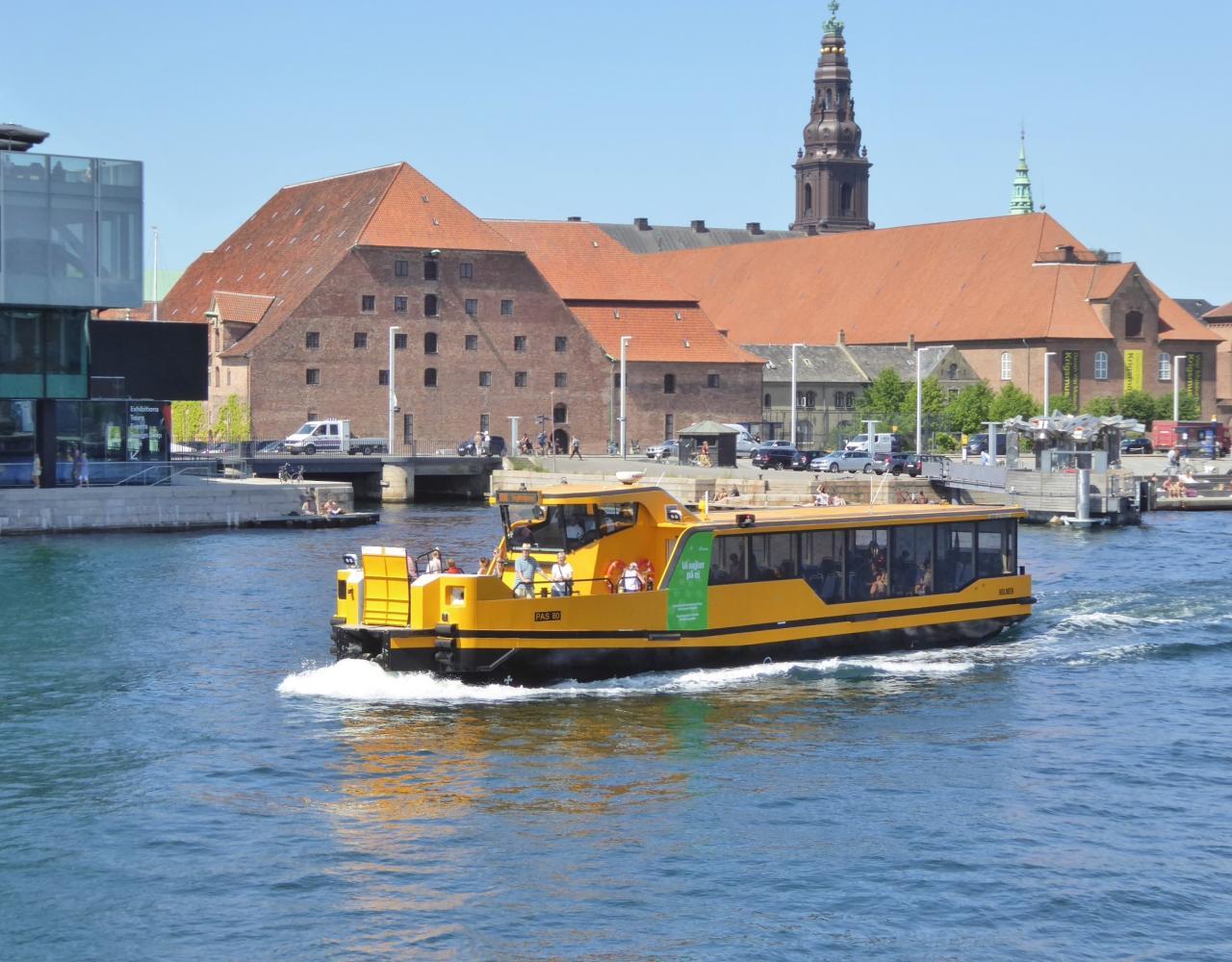 elektrisk havnebus