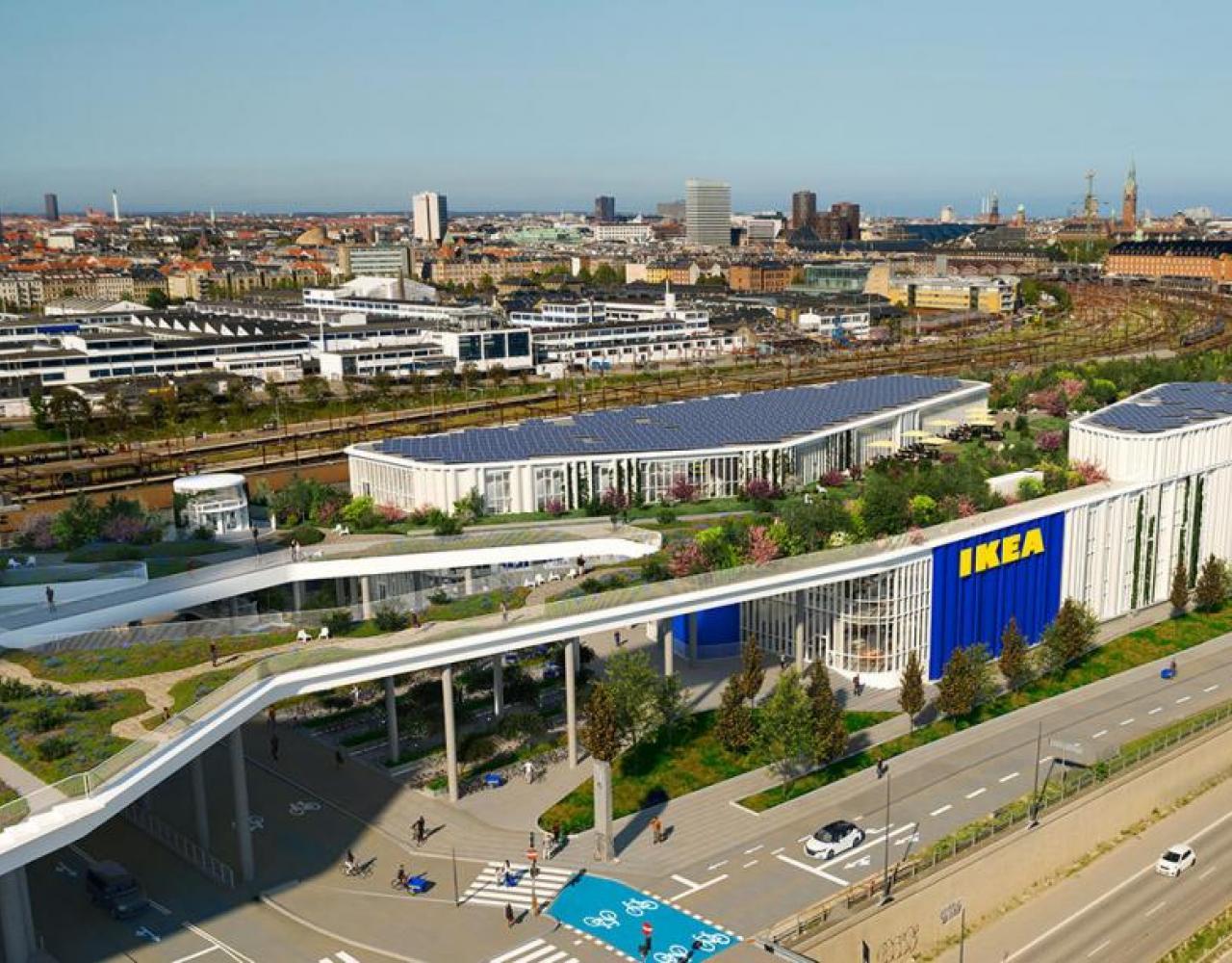IKEA City åbner i 2023