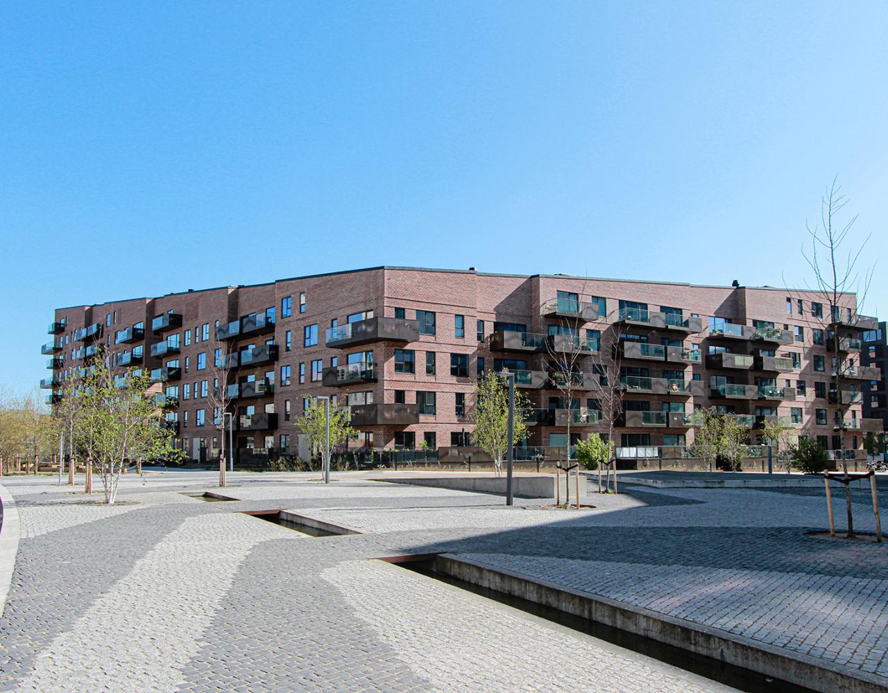 Ørestad Lavetten boligblok