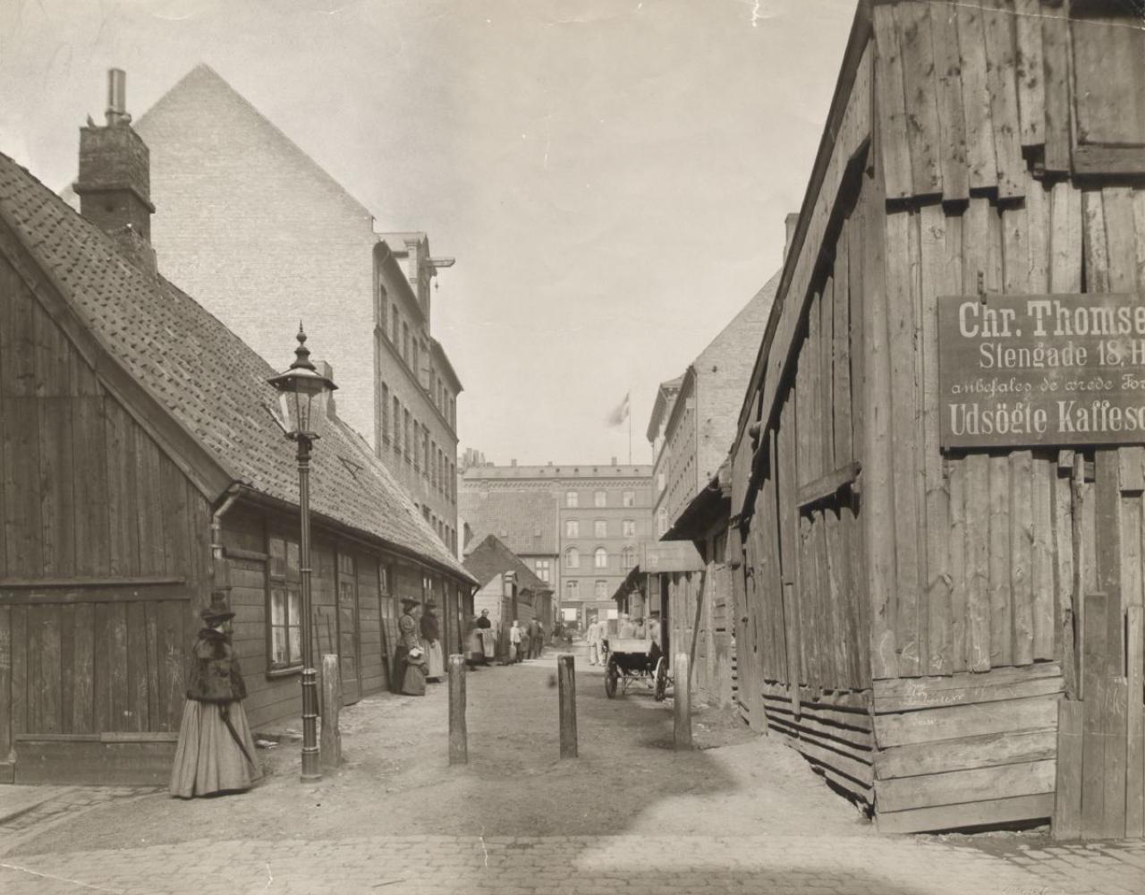 nørrebrostræde 1905