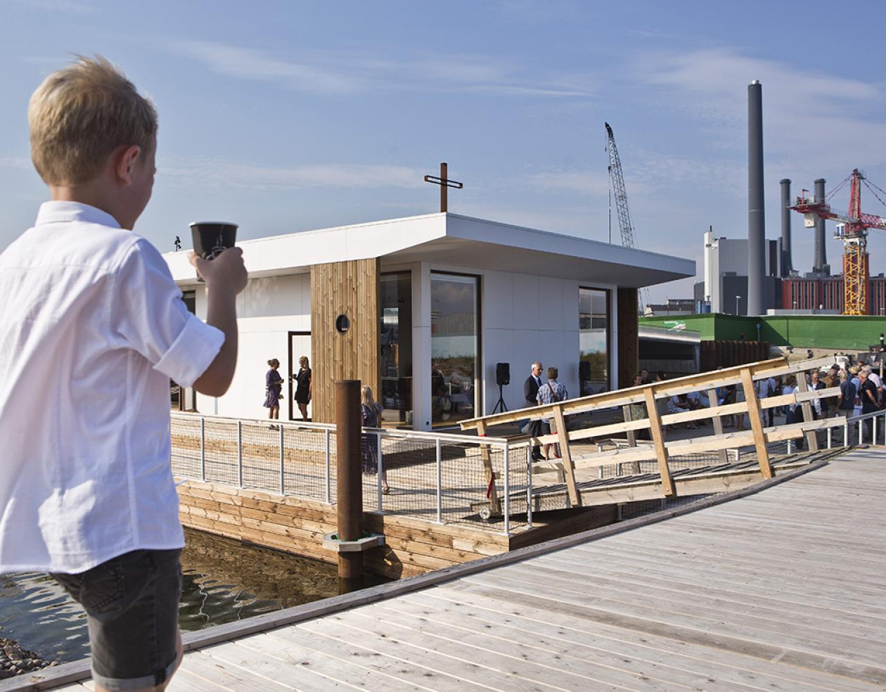kirkeskibet teglholmen