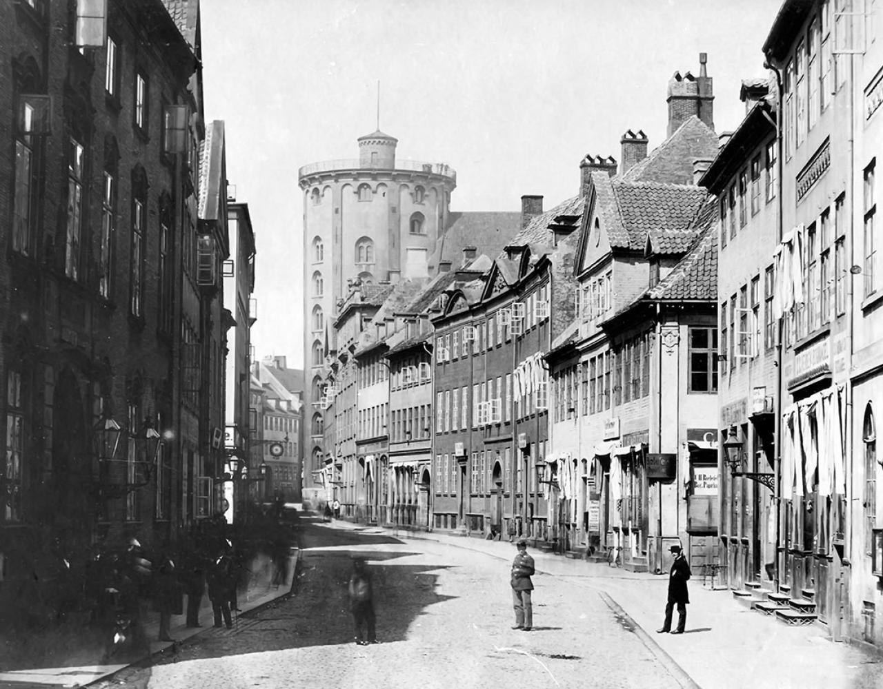 Købmagergade 1865
