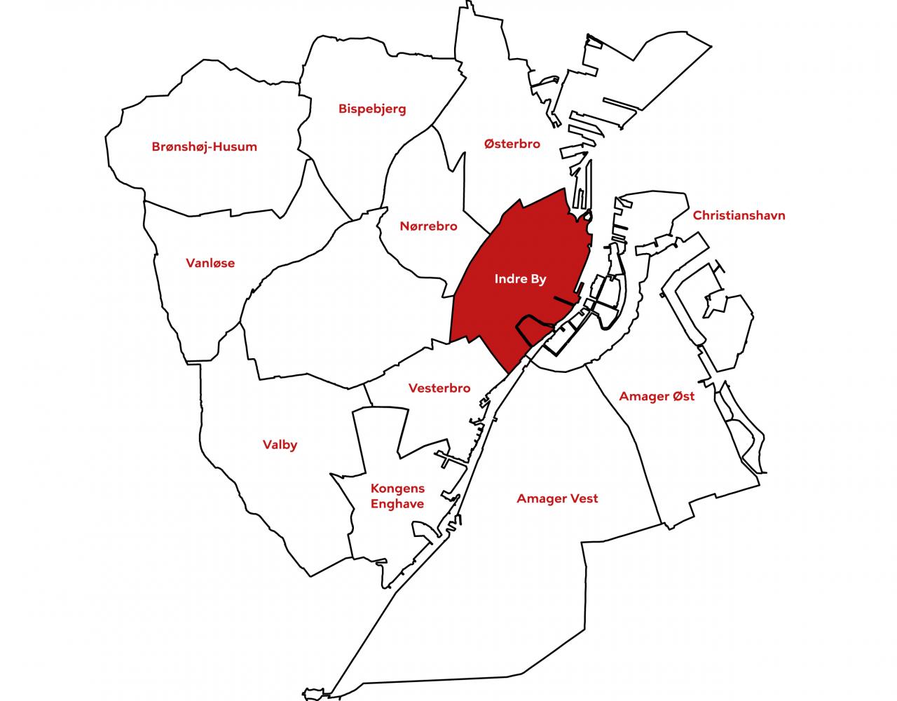 Kommuneplan 2019 København Indre by