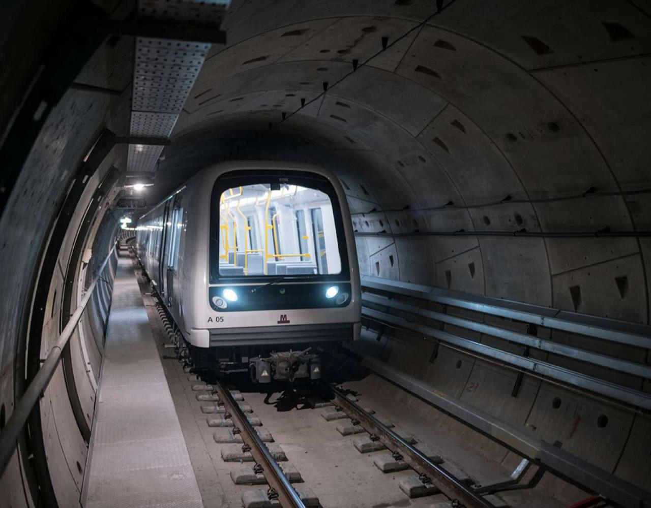 forlængelse af metro til Rødovre