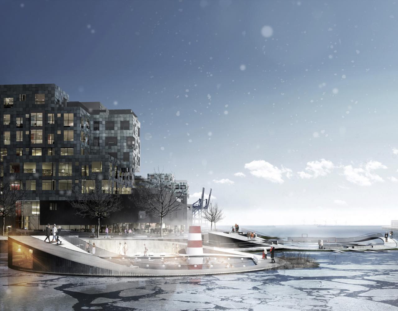 nordhavnsøerne cis vinter