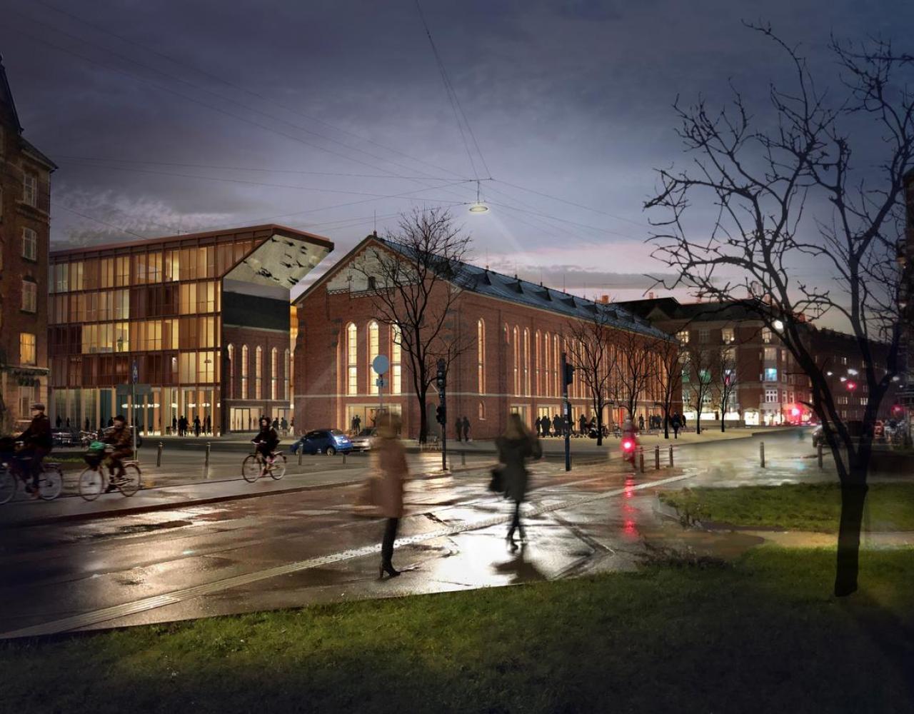 Nuuks Plads vision