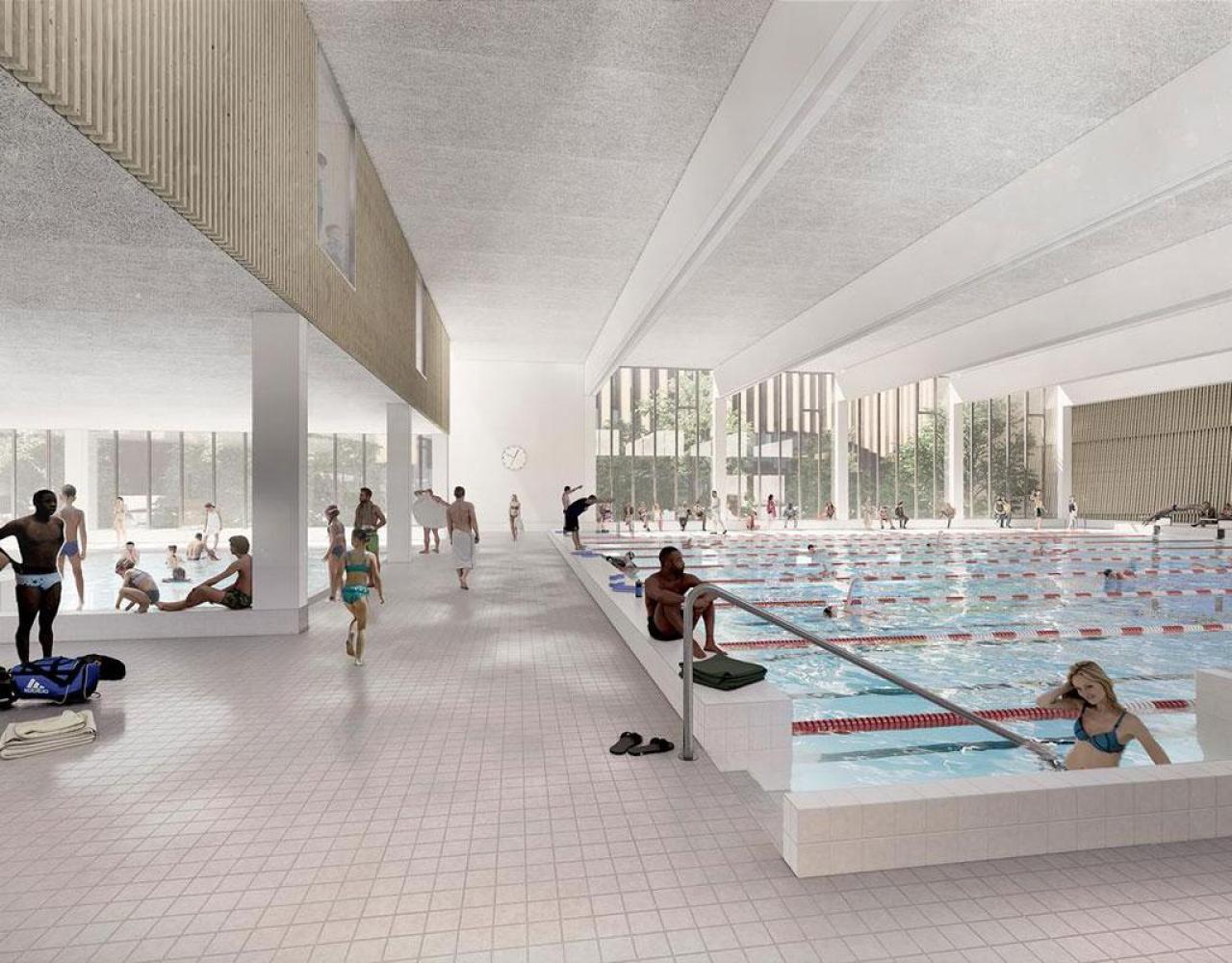 Arenakvarterets Skole svømmehal