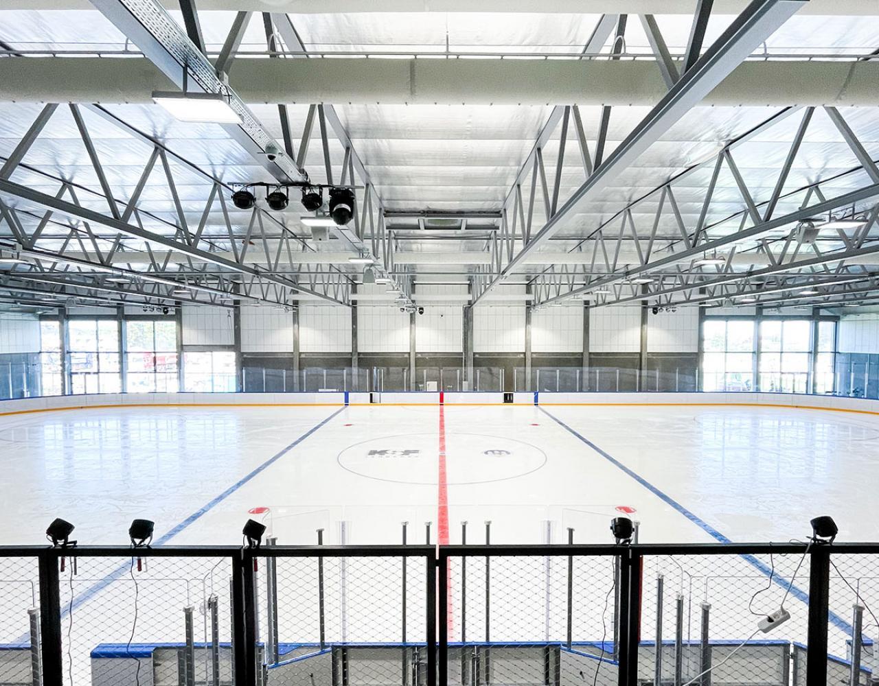 Østerbro Skøjtehal åbnet efter 13 års ventetid