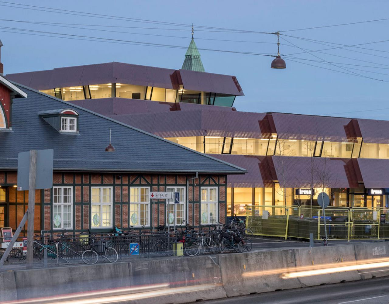 KHR Arkitekters Østerport II