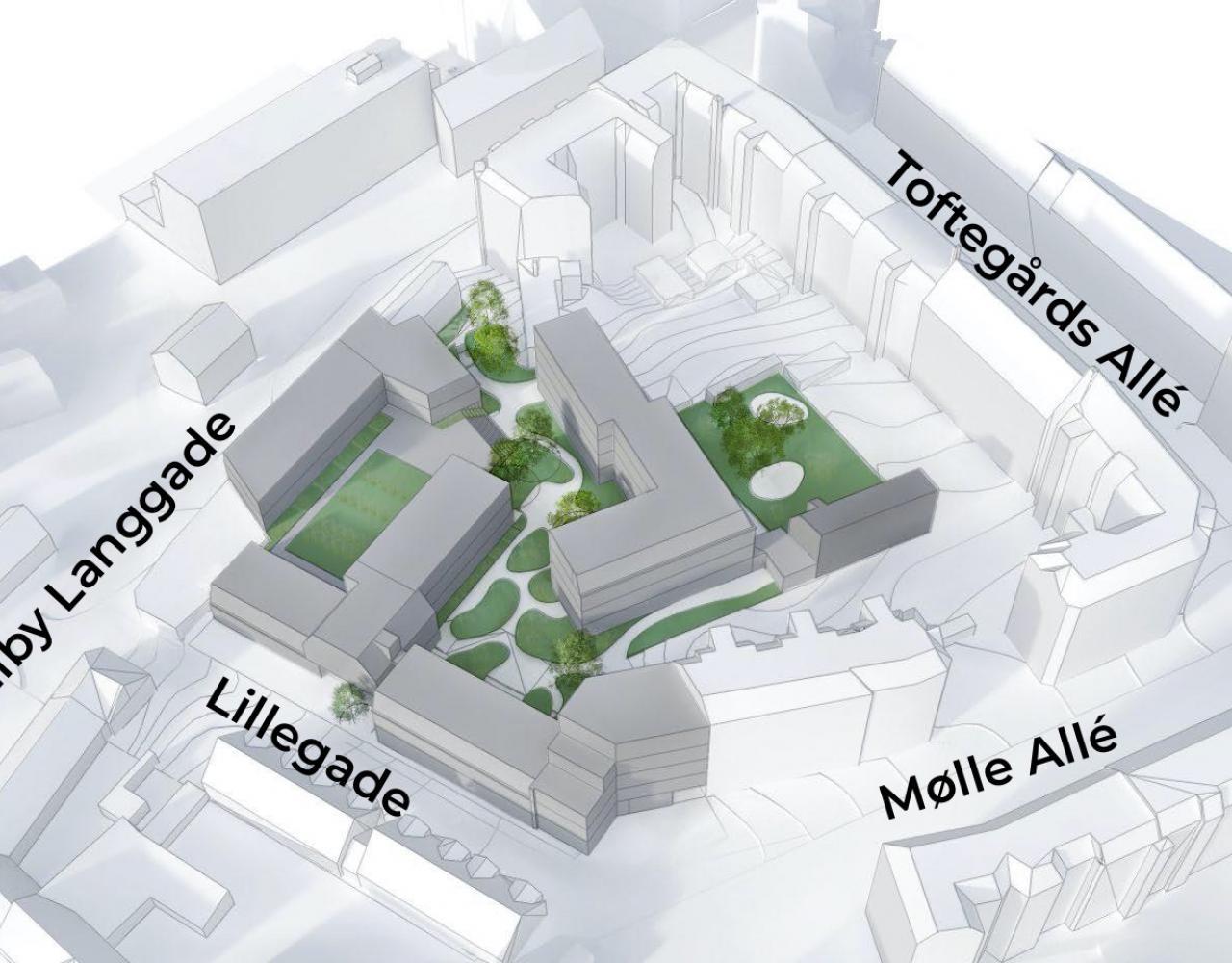 valby boligprojekt oversigt