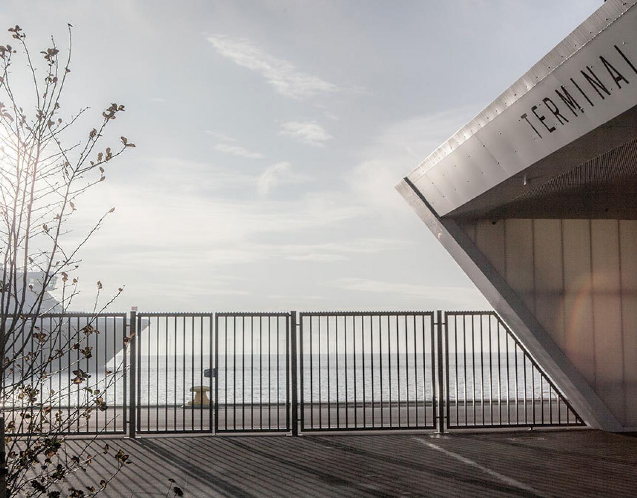Terminalerne, Øresund, padeltennis