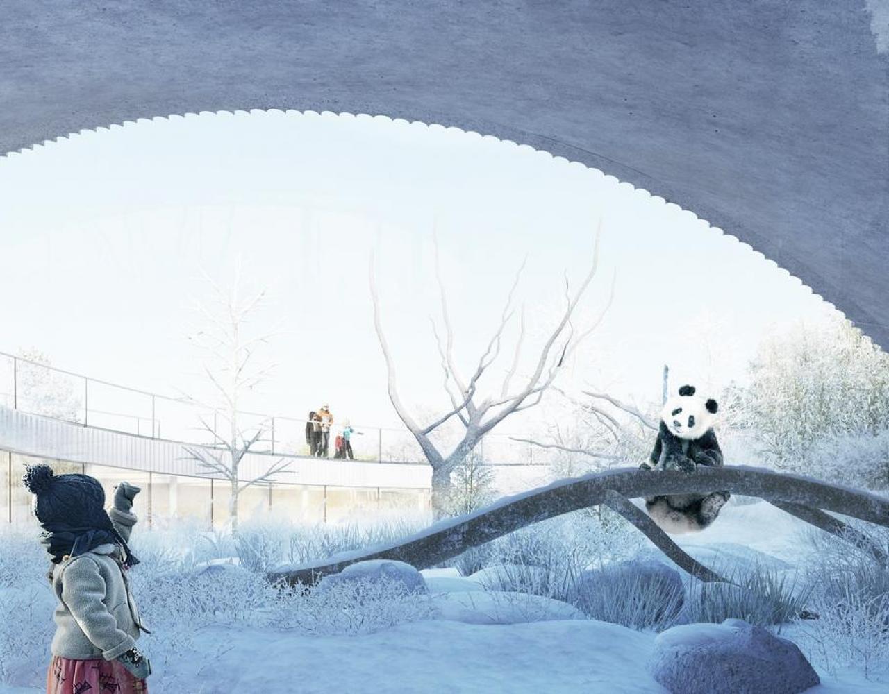 panda zoo big schønherr