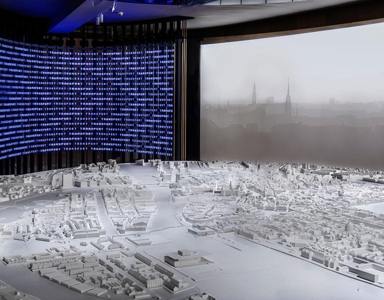bymodel københavns museum