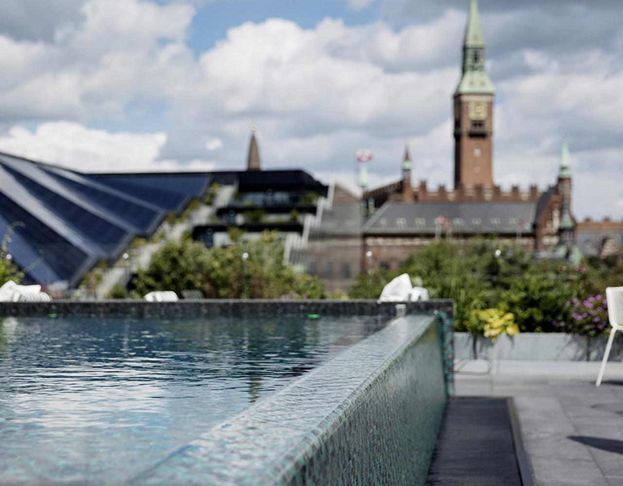 nimb roof pool