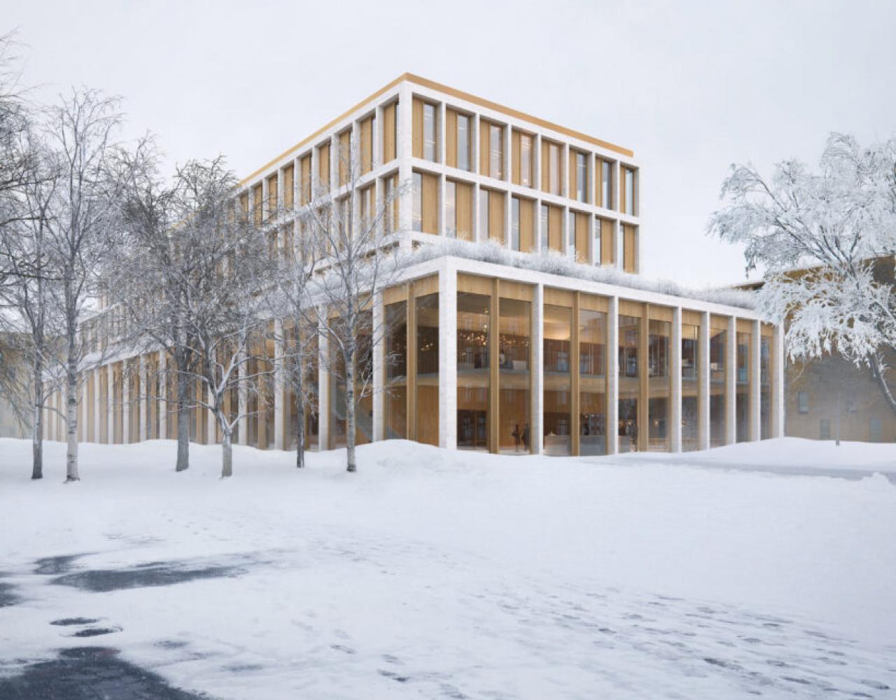 Rådhus, Werk, Rødovre