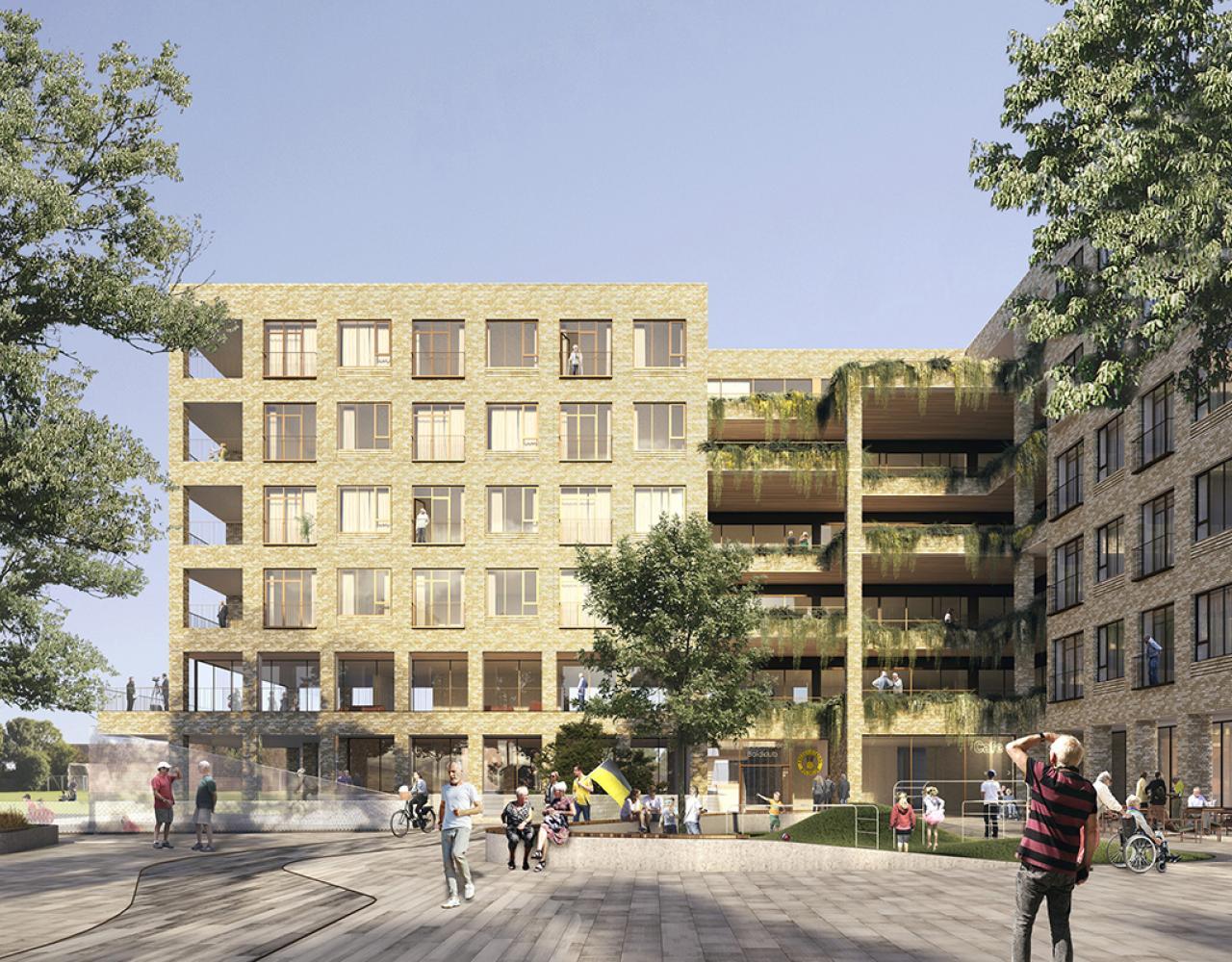 ingeborggården seniorkvarter