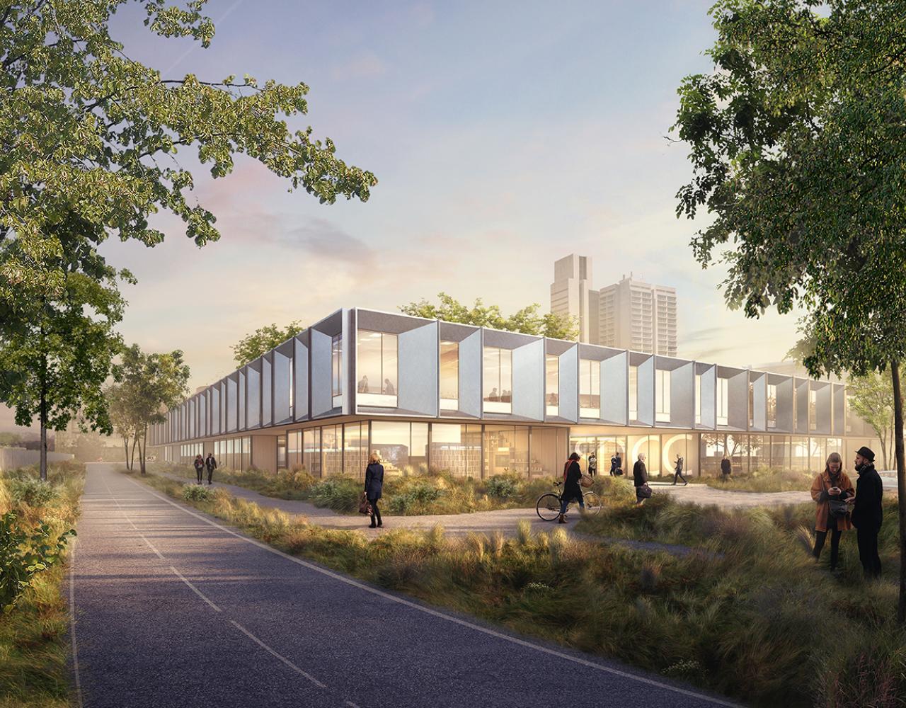 steno diabetescenter arkitektur