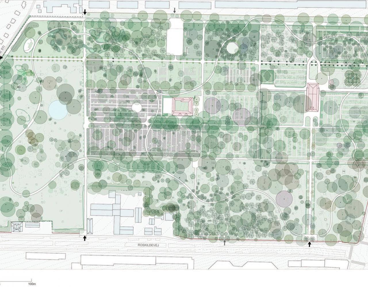 Vision for Solbjerg Parkkirkegård