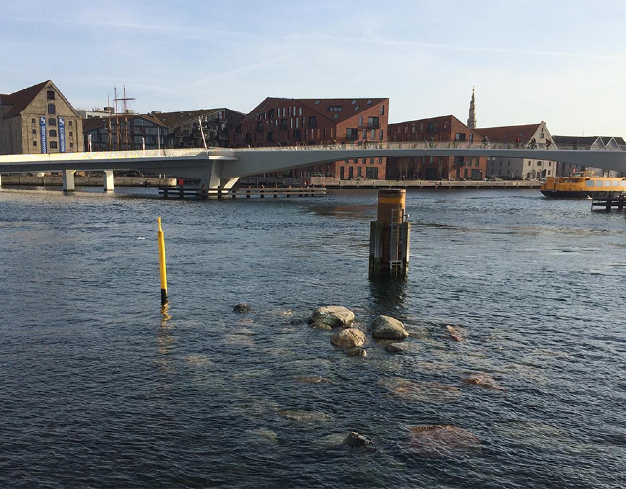 stenrev ved inderhavnsbroen