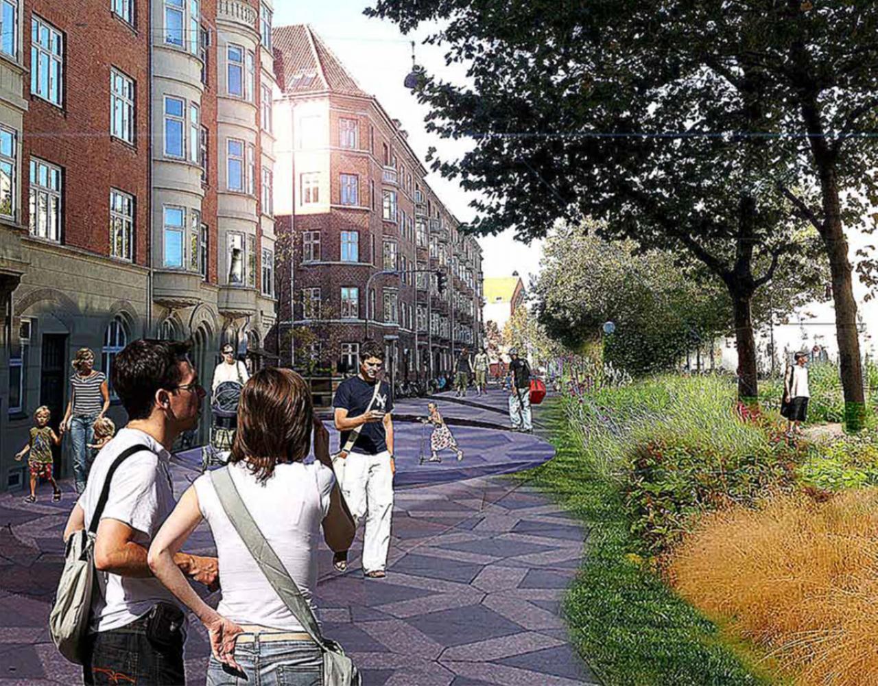 Strandboulevarden vision park
