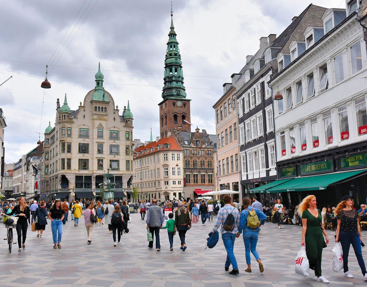 Faldende befolkningstilvækst i København pga. corona