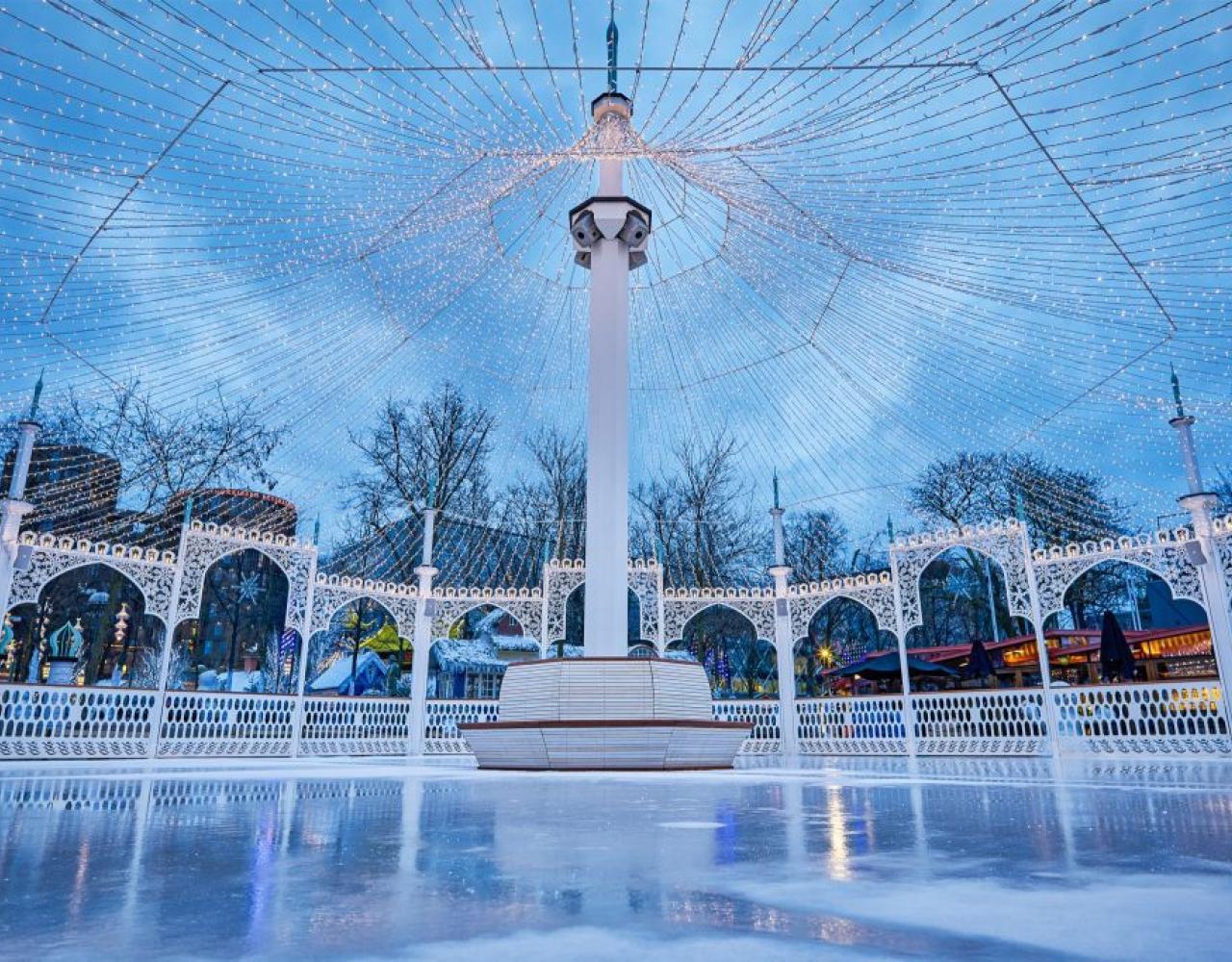 Tivoli får et kæmpe drivhus med musik og blomster | Magasinet KBH