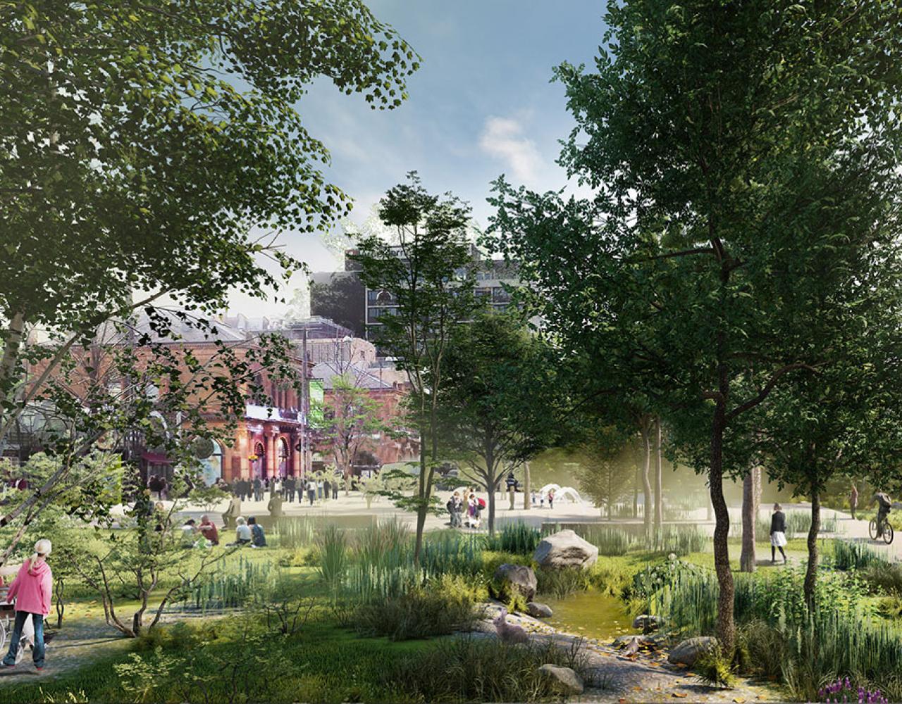 Tivoli bypark 2020 Gehl