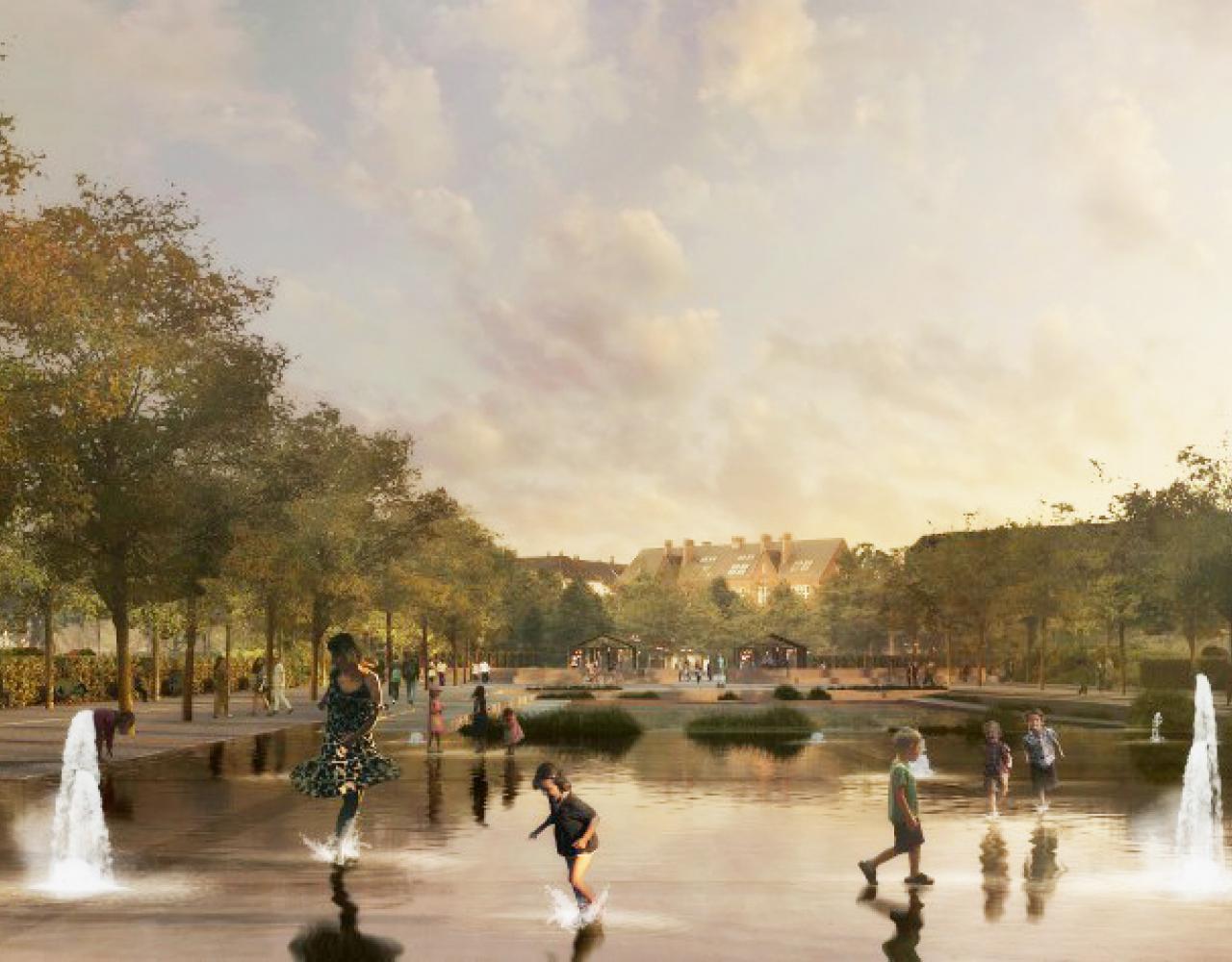 enghaveparken springvandspark