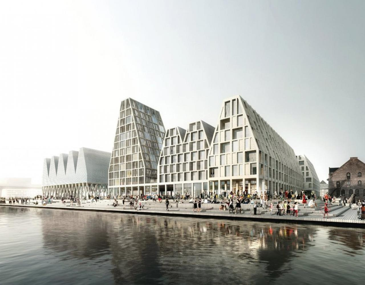 københavns haller christiansholm cobe