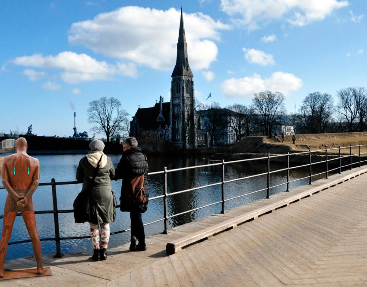 Places Steinunn Thórarinsdóttir Churchillparken
