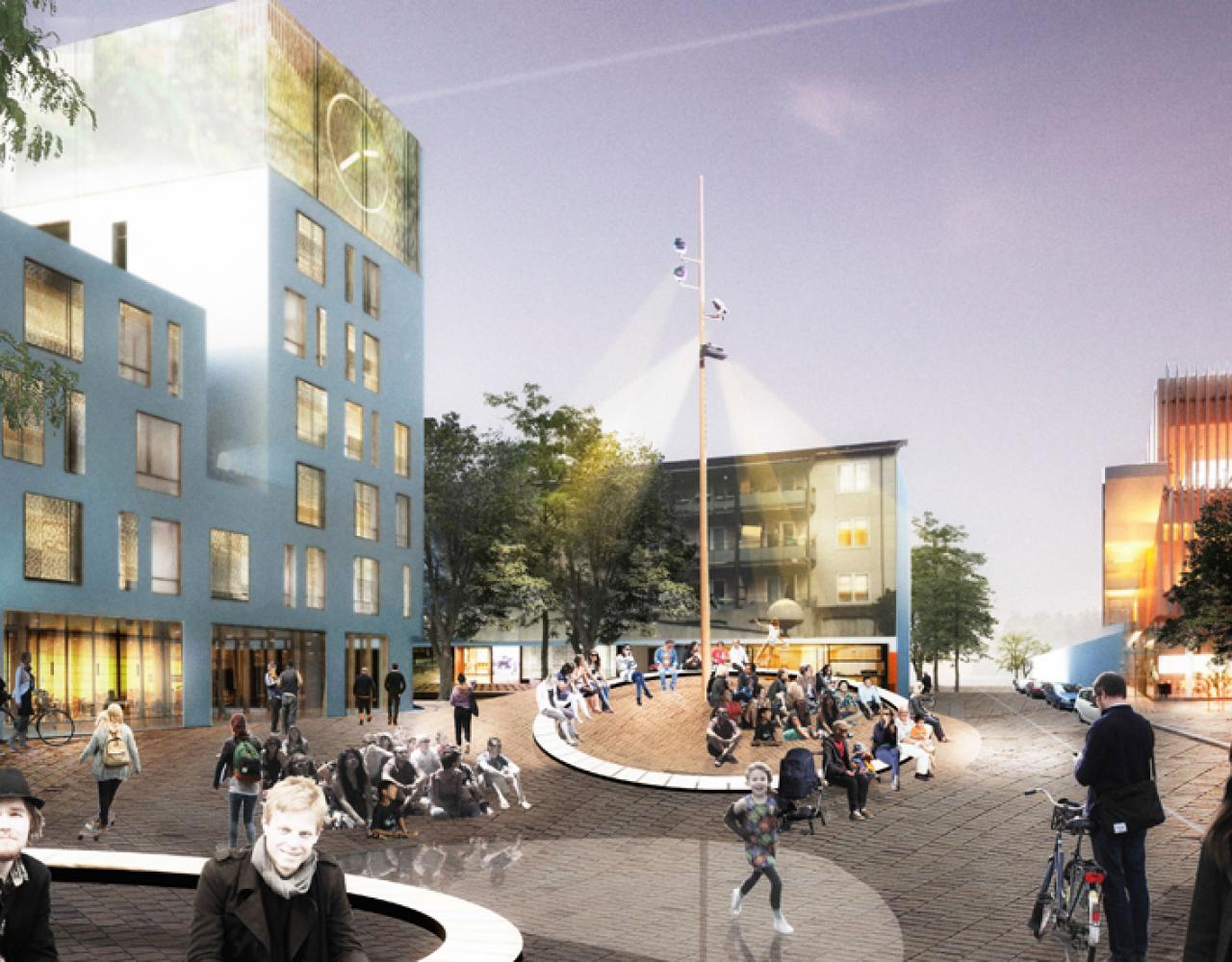 urbanplanen urmagerpladsen plh arkitekter