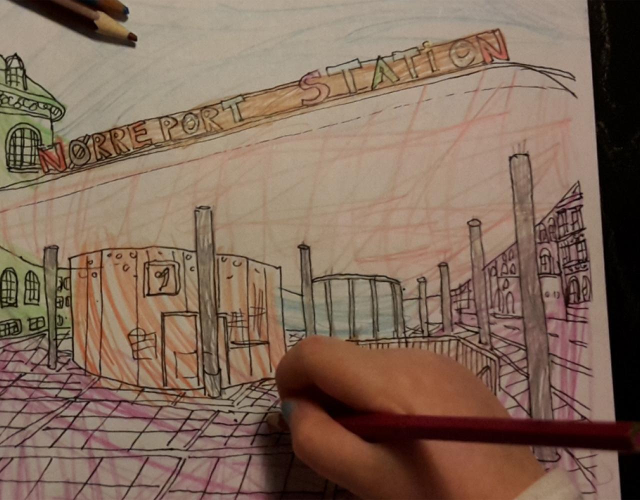 vi tegner københavn stine reintoft