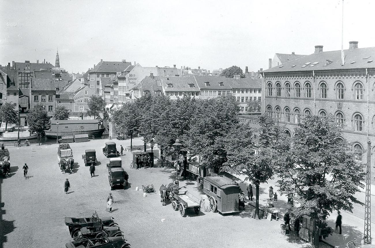 Christianshavn Torv 1920