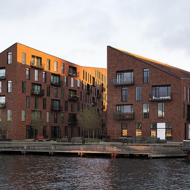 Krøyers Plads, Cobe architects , 2016. Copenhague.