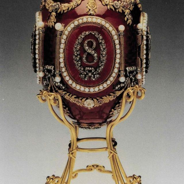 New Orleans Louisiana ~ New Orleans Museum of Art ~ NOMA ~  Historic  - Faberge Eggs - Film Scanned