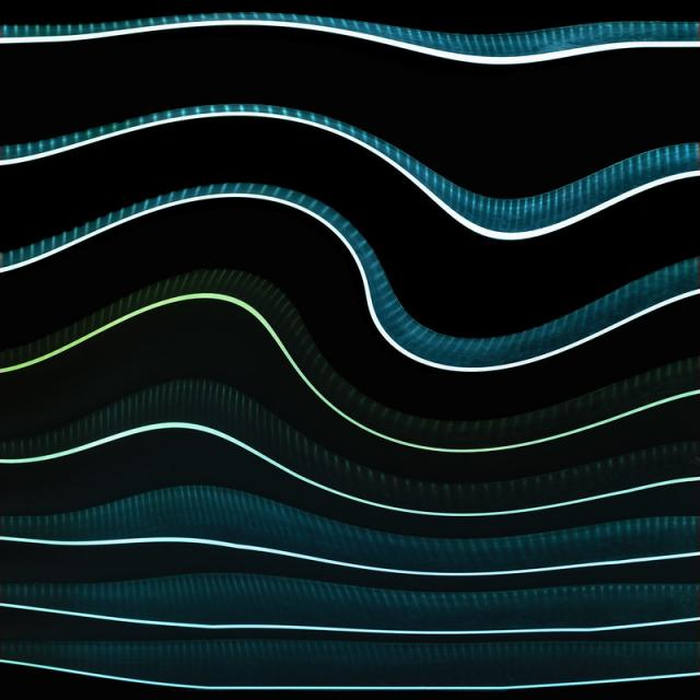 Abstract lightpanel