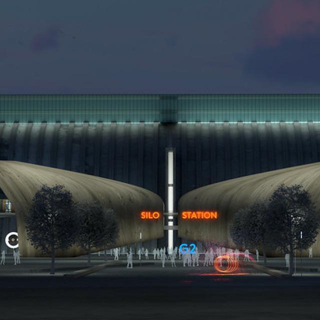 The Silo / Architectural Visualisation