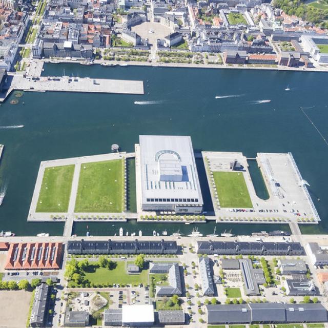 Copenhagen - Opera and Harbour