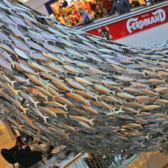 Fisketorvet Shopping Centre, Copenhagen