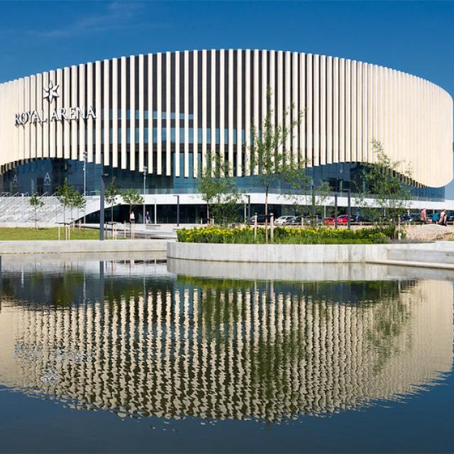 Royal Arena, Ørestad, Kopenhagen