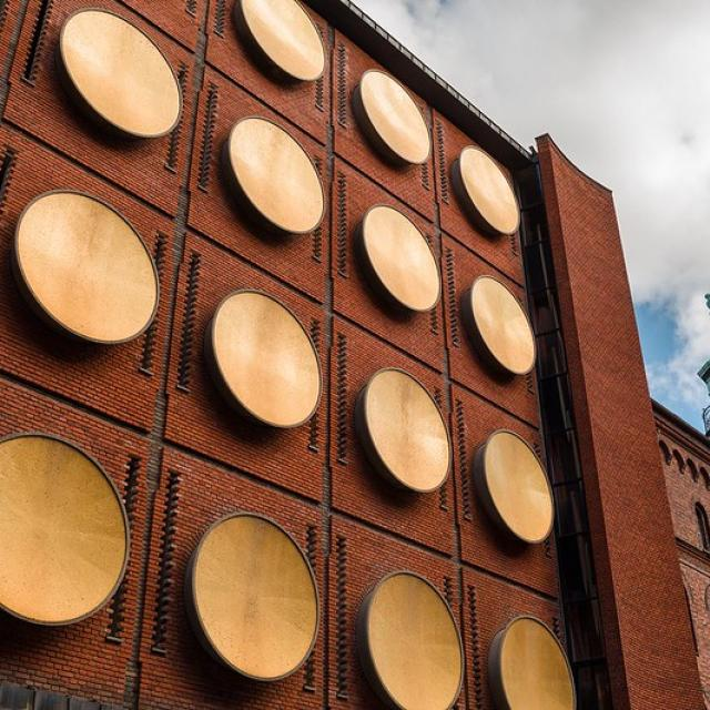Carlsberg Byen Gold Discs