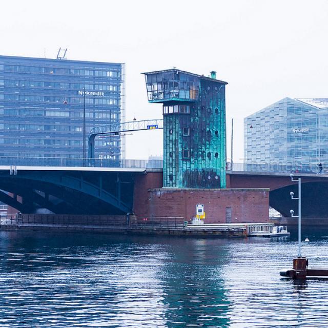 Blue Copenhagen