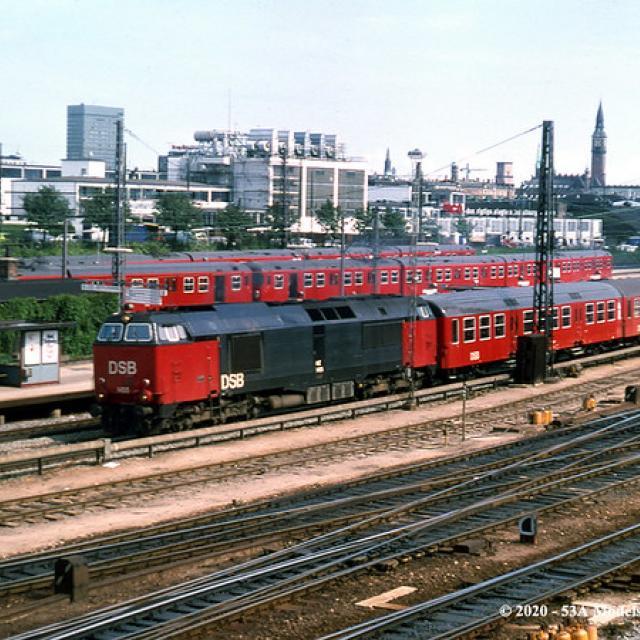 10/07/1978 - Dybbølsbro, København (Copenhagen), Denmark.