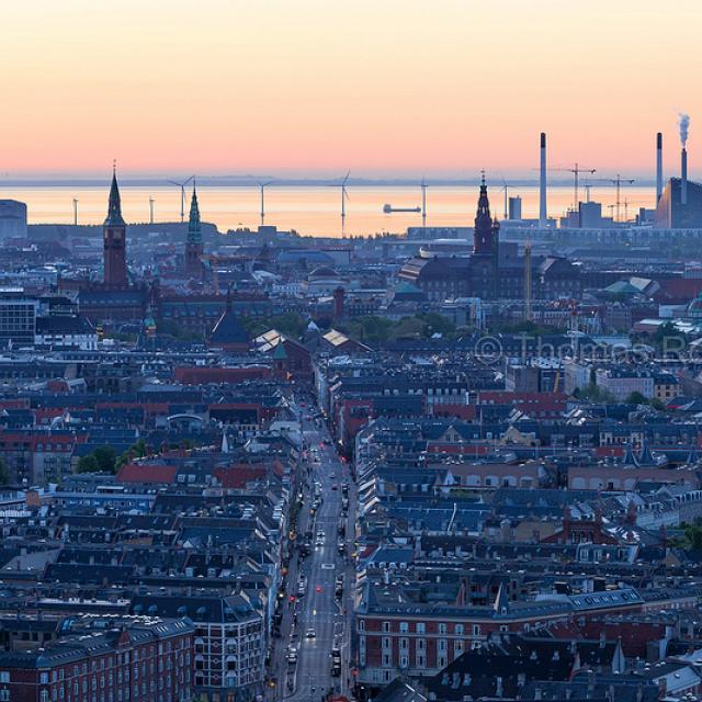 Morning in Copenhagen