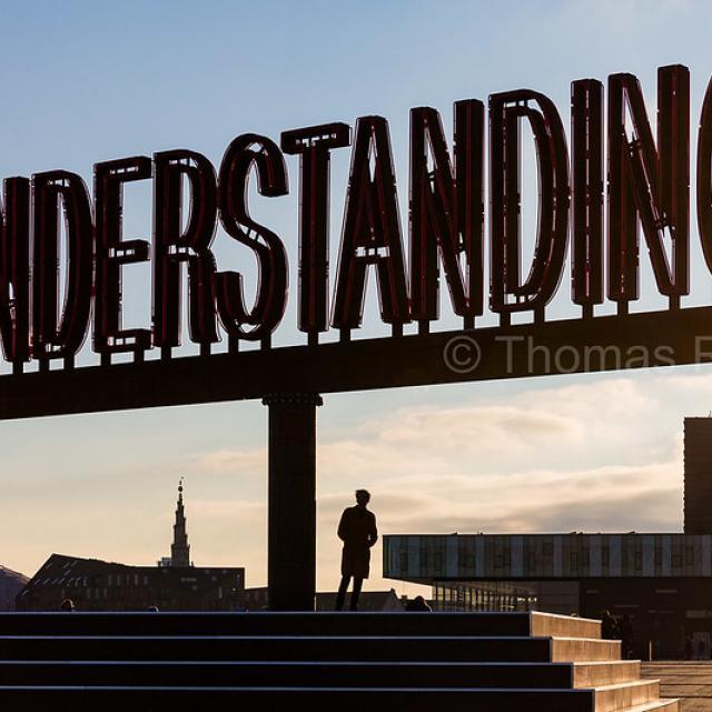 "Martin Creed x Roskilde Festival : ""UNDERSTANDING"""