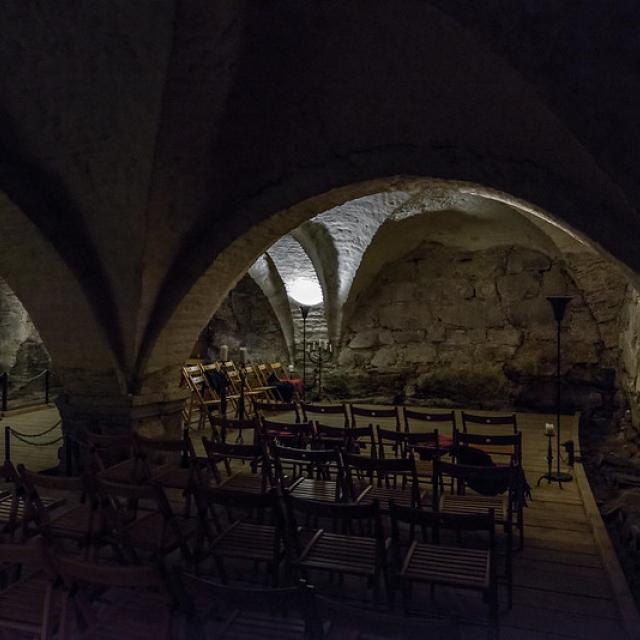 13th Century Cellar