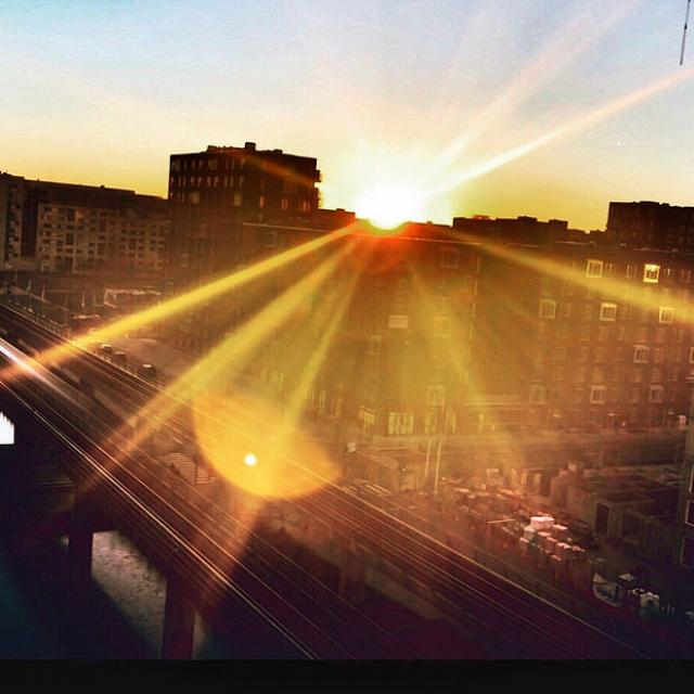 Ørestad in the sun #bellakvarter #ørestad #copenhagen #denmark #sun #sunset